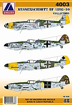 4003 MESSERCHMITT BF 109G-10 COLLECTION