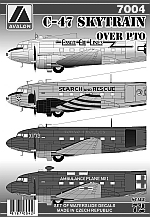 7004 C-47 SKYTRAIN OVER PTO – SOLD OUT