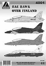 4001 BAE HAWK OVER FINLAND – SOLD OUT