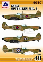 4010 EARLY SPITFIRES MK. I